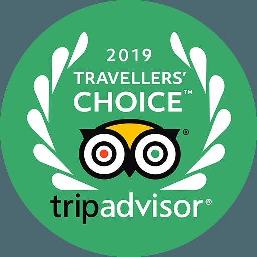 Escolha dos Viajantes 2019 - Pousada Cantos e Encantos