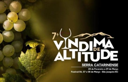 Programação 7ª Vindima de Altitude da Serra Catarinense 2020 - Pousada Cantos e Encantos - Urubici | Serra Catarinense