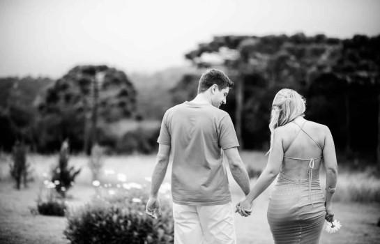 Pre-Wedding - Pousada Cantos e Encantos - Urubici - Serra Catarinense