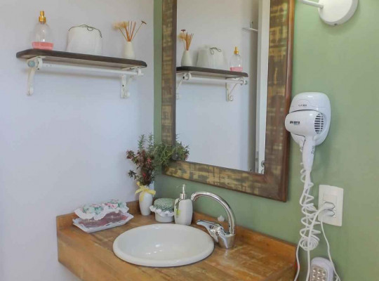 Banheiro - Aconchego - Urubici - Serra Catarinense