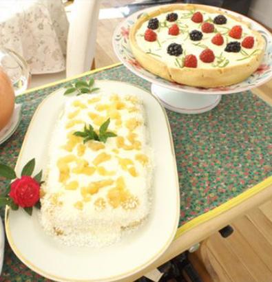 Torta Mineira e de Limão - Urubici - Serra Catarinense