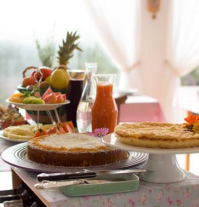 Torta de Creme e Coco - Urubici | Serra Catarinense