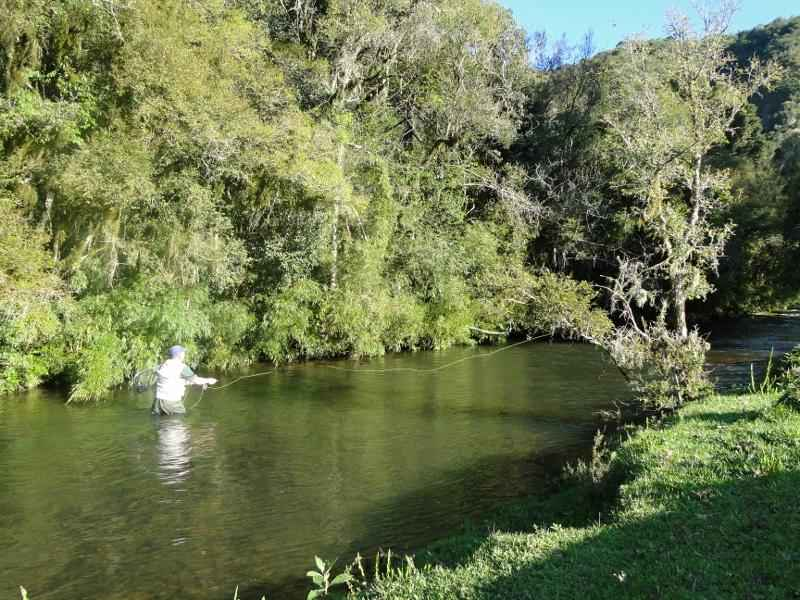 Fly-Fishing - Urubici - Serra Catarinense