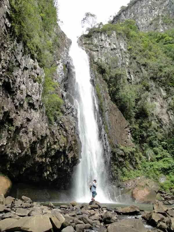 Cachoeira Rio do Tigre - Urubici | Serra Catarinense