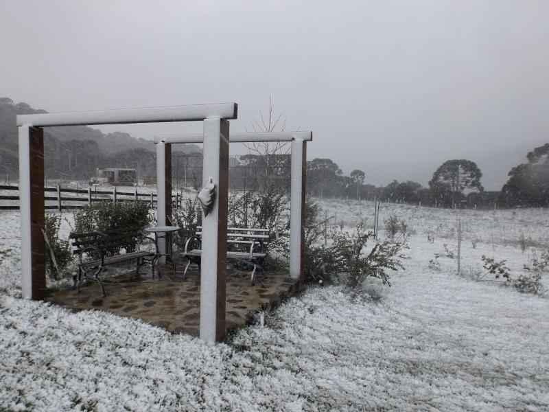 Pergolado com Neve - Urubici | Serra Catarinense