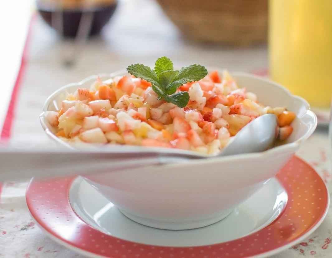 Salada de Frutas - Urubici - Serra Catarinense
